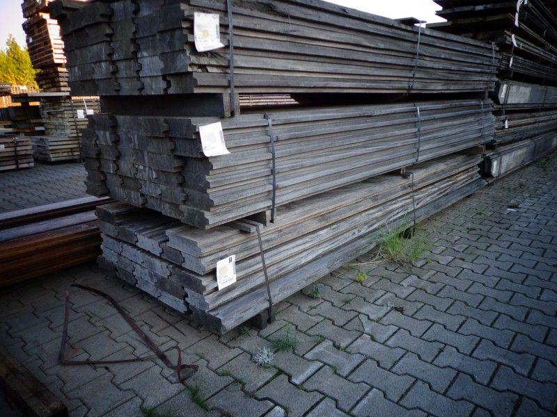 Goedkoop damwandprofiel hout